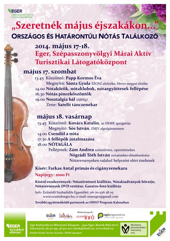 OHNT Plakát 2014